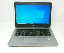 "HP ELITEBOOK 840 G3  INTEL CORE I5 6300U 8GB RAM 240GB SSD C GRADE 14"" LAPTOP"