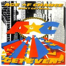 """Age Of Chance - Don't Get Mad...Get Even! - 7"""" Vinyl Record Single"""