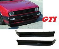 AÑADIDO DE PARACHOQUES DELANTERO LOOK GTI VW GOLF 2 GL S GTI 16S G60 1.3 1.5 1.6