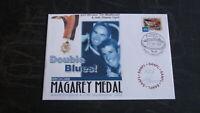 STURT FC SANFL 2002 DUAL MAGAREY MEDAL WINNERS SOUVENIR COVER,