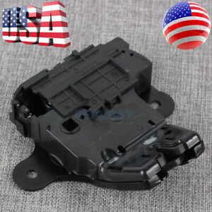 Rear Trunk Lock Lid Latch Actuator For 2013-2018 Chevy Chevrolet Malibu 13501988
