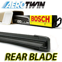 BOSCH REAR AEROTWIN / AERO RETRO FLAT Wiper Blade VW GOLF MK5/6 VARIANT ESTATE