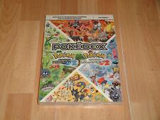 Guía oficial Pokémon Edición blanca y negra Vol. 2 Pokédex Nacional Precintada)