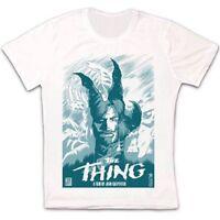 The Thing Movie John Carpenter Horror Sci Fi Retro Vintage Unisex T Shirt 1547