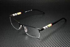 BURBERRY BE1282 1001 Black Demo Lens 55 mm Men's Eyeglasses