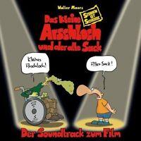 Das kleine Arschloch und der alte Sack (2006) Helge Schneider, Bloodhound.. [CD]