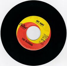 NORTHERN SOUL 45RPM - THE CLASSICS ON CRY BABY - RARE!