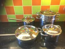 High quality Stainless Steel Pans & Frying Pan The Professional Cookware Company