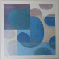 Charles Arnoldi XXVIII 102/115 Abstract Art Signed & Numbered Lithograph 2001