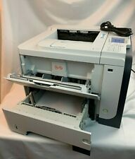 HP LaserJet P3015 Printer Workgroup 5700 pages printed, NO TONER INCLUDED