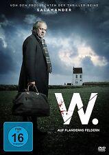 W.-AUF FLANDERNS FELDERN - DAMEN,HUBERT/VAN DEN EYNDE,LUCAS   DVD NEU