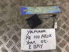 Yamaha YQ 100 Aerox YQ100 CDI/2002 ecus