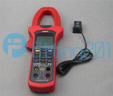 NEW UT243 Three Phase True RMS Harmonic Analysis Power Clamp Meter USB UT-243