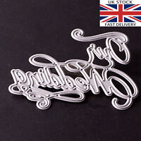 Love Heart Circle metal cutting die cutter UK Seller Fast shipping Valentine Day