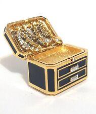 ESTEE LAUDER PRECIOUS JEWELS BOX SOLID PERFUME COMPACT 2014 UB