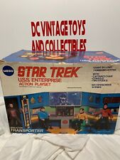 Mego 1975 Star Trek USS Enterprise Action Playset NOT Complete w/Box