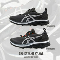Asics Gel-Kayano 27 AWL Water Repellent Men Women Road Running Shoes Pick 1