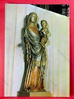 BASILIQUE SAINT SERNIN - TOULOUSE - VIERGE SCULPTÉE XIVème SIÈCLE  TBE*