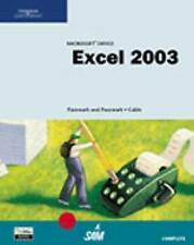 NEW Microsoft Office Excel 2003: Complete Tutorial by Pasewark and Pasewark