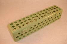 Dental Medical Surgical Instrument Sterilization Autoclavable Cassette - Green