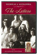 NICHOLAS & ALEXANDRA The Letters with Suzannah Lipscomb (DVD)