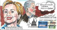 WILD HORSE HP HILLARY RODHAM CLINTON JUNIOR SENATOR FROM NEW YORK Sc 1338 3445
