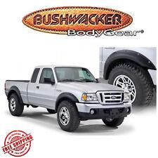 Bushwacker Matte Black Pocket-Style Fender Flares Fits 1993-2011 Ford Ranger 4pc
