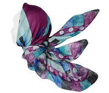 Gepunktete Damen Schals Tucher Im Kopftuch Stil Gunstig Kaufen Ebay