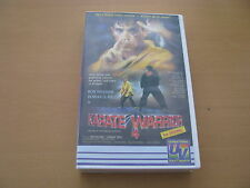 Karate Warrior 4 Der Champ kehrt zurück Das Original Ron Williams 90 min. VHS