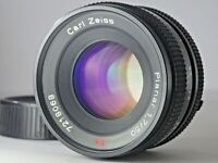 [N MINT!] Contax Carl Zeiss Planar T* 50mm F/1.7 Lens CY Mount MMJ from JAPAN JP
