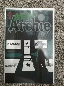 Afterlife with Archie #1 Slackers Variant