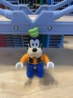 "Lego Duplo Mikey's Vacation House GOOFY FIGURE Disney  3"" RARE"