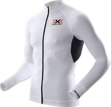Abbiglimento sportivo da uomo bianche in poliammide taglia XXL
