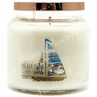Scentsational Natural Soy 19oz Single Wick Candle With Copper Lid - Portofino