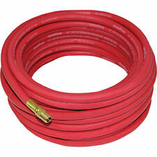 Goodyear Rubber Air Hose - 1/4in. x 25ft., Red, Model# 12180