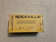 Rockville ROCK LAUNCHER SL Portable Waterproof Bluetooth Speaker for Audiophiles