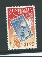 AUSTRALIA 1999 OLYMPIC TORCH FINE USED