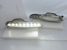 NEW LED Daytime DRL Bumper Driving Light Lamps For 2005-2008 Porsche Boxster 987