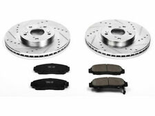 For 2003-2011 Honda Accord Brake Pad and Rotor Kit Front Power Stop 48287BC 2008