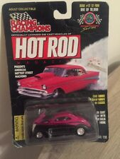 Racing Champions Hot Rod Black / Purple 1/58 Scale Mint And Sealed