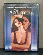 The Apartment (Dvd) French w/English Subtitles Like New