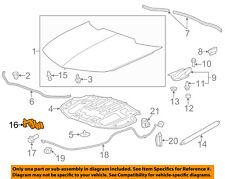 Chevrolet GM OEM 12-15 Camaro Hood-Lock Latch 22787038