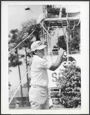 ~ Golfer Frank Beard Original 1971 Tournament of Champions TV Promo Photo