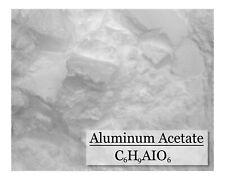 Aluminum Acetate - Alum Acetate - 4 oz