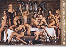 Playboy Playmate Kalender 2014 Deutschland Zustand 1-2