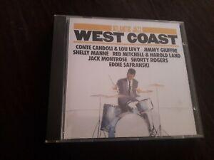 Atlantic Jazz: West Coast, Various Artists CD
