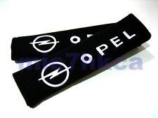 2x coche suave cubierta cojín de hombro del cinturón de seguridad Arnés Almohadillas Para Opel (Reino Unido stock)
