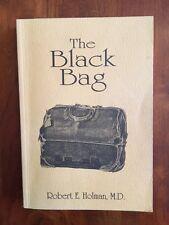 SIGNED Black Bag, Medicine in Rural South Carolina, Elloree, Creston Lake Marion