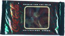 BOOSTER COCA COLA Series 2 (8 Cartes + 1 POGS )