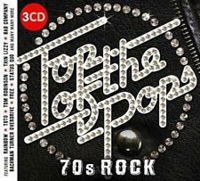 TOP OF THE POPS: '70S ROCK - V/A 3CDs (NEW/SEALED) Roxy Music Blondie The Jam